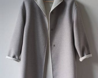 PRADA WOOL COAT · Eu 36 · Uk 10 · Spring Coat