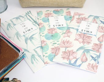 Tomoe River Paper, Tomoe River Insert, Journal, Travelers Notebook, Tomoe River Paper Notebook, Tn Insert, Foxy Fix, Available in 8 sizes
