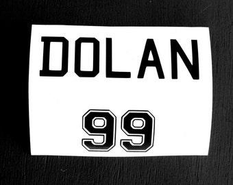 Dolan Twins - Decal Sticker
