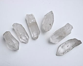 Reiki Charged Clear Quartz Crystal