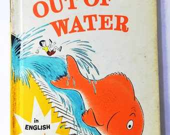 P d eastman etsy for A fish out of water book