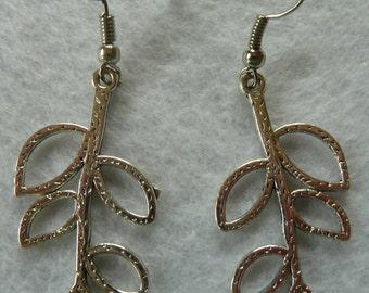 """Earrings """"Leaves"""""""