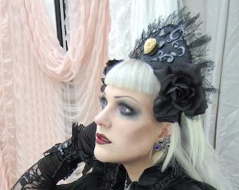 Diva Headdress Headpiece Kokoshnik