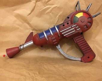 Call of Duty Raygun Replica Prop Painted