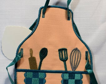 Baking Bottle Apron