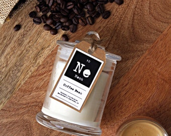 Coffee Bean Soy Wax Candle