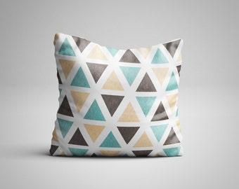 Geometric Cushion.
