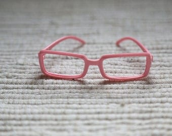 Glasses for doll. Plastic, without glass