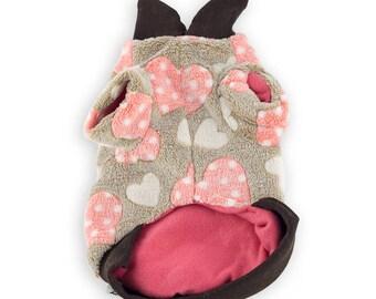 C. Pink Hearts baby