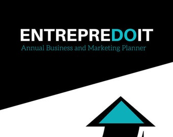 Business and Marketing Annual Planner for Entrepreneurs - Digital Download