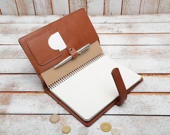 Обложка для Блокнот A5. A5 Cover . leather journal . leather book cover. leather cover. Leather Journal Holder. leather journal cover. cover