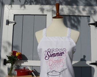 Funny Gift,Cook Apron,Bakers Apron, Grill Apron,For Him,For Her,Couple Gift,Wedding Gift,Kitchen Apron,Funny Apron,Embroidered Apron,Modern