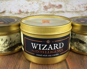 """WIZARD Candle 