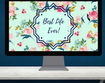 best life ever, desktop wallpaper , JW, jehovah's witness, 1920 x 1080 HD resolution