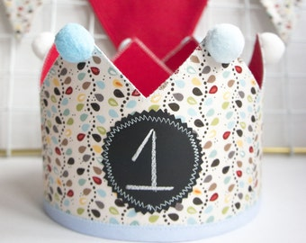 First Birthday Crown | Birthday Crown | Party Crown | Baby Crown | 1 st Birthday Crown | Half Birthday Crown | Birthday Girl Crown | Crown