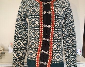 70s Nordic Sweater sz. small - medium