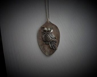 Vintage Spoon Necklace #1214