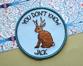 You Don't Know Jack Patch