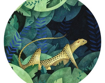 Print 'The Leopard'