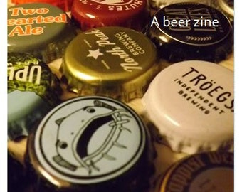 Fuggles: A Beer Zine, Issue #1, Summer 2016