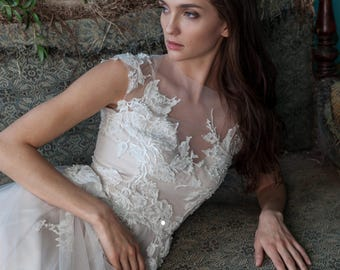 Wedding gown ESTY STYLE - Blossom 1917