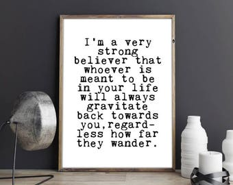 Inspirational Quote Unknown Author Poster Print