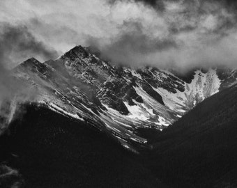 Summits in a Storm