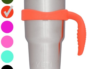 Handle For YETI Rambler 30 Oz Tumbler - Also Fits RTIC, Ozark Trail and more - FREE Shipping!!