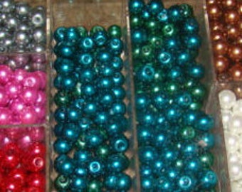 SALE 2 Pounds of Glass Beads