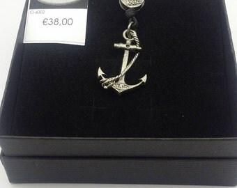 anchor pendant silver/Still silver pendant
