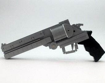 Trigun – Vash's .45 Long Colt Lego Model
