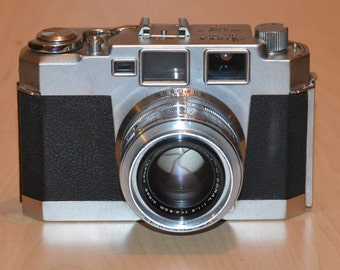 Vintage Aires 35-III L 35mm Camera - PRICE REDUCTION!