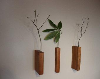 Cherry vases, minimalism