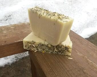 Chamomile Tea Goat Milk Soap