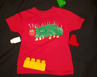 Hungry Caterpillar Shirt