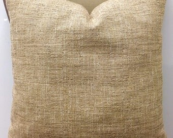 Beige Linen Pillow Cover, Linen Pillow, Boho Linen Cushion, Decorative Pillow, Rustic Pillow, Throw Pillow, Beige Linen Couch Pillow Covers