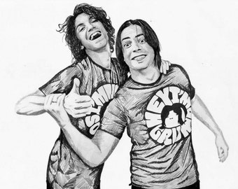Game Grumps Realism Drawing