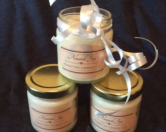 Soy Mini Candle - Almond Joy