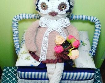 TO ORDER owl Crochet Doll Amigurumi