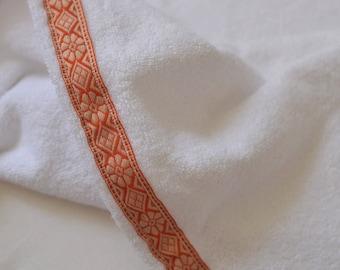 soft cotton baby towel