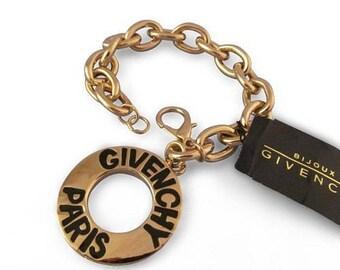 Givenchy Bracelet - Vintage Givenchy Paris Bracelet New With Tags