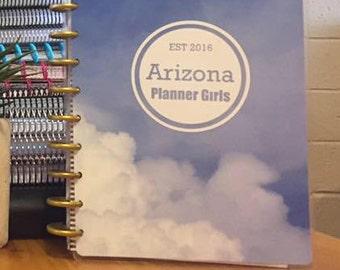 Tucson Planner Girl Group Custom