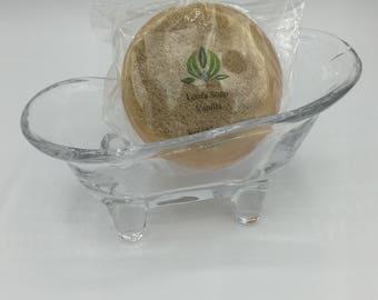 Vanilla Glycerin Loofah Soap
