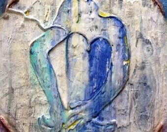 Modern Art, Contemporary Art, Acrylic Paining, Meditation Art, Healing Art, Comforting Art