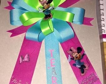 Kids custom made birthday pin