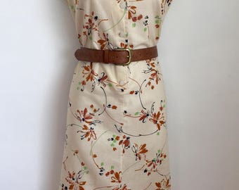 VINTAGE 1960's Two Piece Dress and Jacket! Size UK10