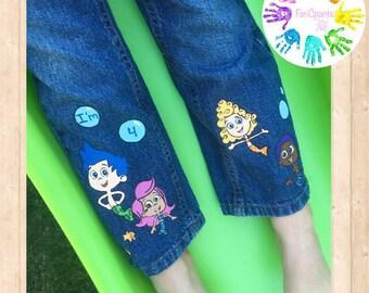 Bubble Guppies Jeans