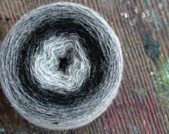 Pure wool knitting yarn - 95 g