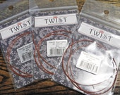 37 in/47 in Mini Red cord for ChiaoGoo Twist Mini Sock Needles