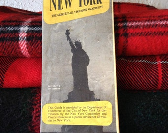 1939 New York Tourism Guides